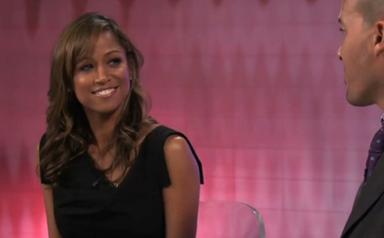 Stacy Dash // CW's The Game