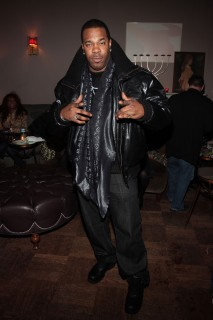 Busta Rhymes // Sylvia Rhone's surprise birthday party at Norwood