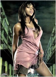 Taraji P. Henson // Black Men Magazine