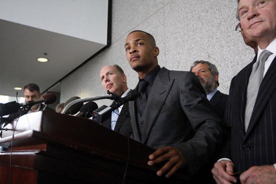 T.I. Sentencing in Atlanta (Mar. 27th 2009)
