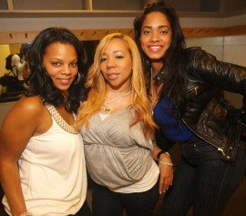 """Tameka \""""Tiny\"""" Cottle (Backstage) // T.I. \""""Farewell Concert\"""" in Miami"""