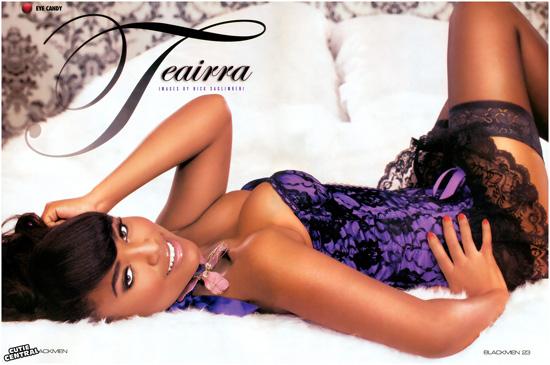 Teairra Mari // Black Men Magazine