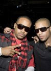 Columbus Short & Cory Bold // Wizards game in D.C. (Mar. 28th 2009)