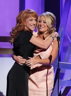 Kathy Griffin & Aubrey O\'Day // 2009 Bravo A-List Awards (Show)
