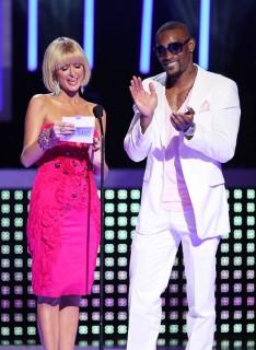Paris Hilton & Tyson Beckford // 2009 Bravo A-List Awards (Show)