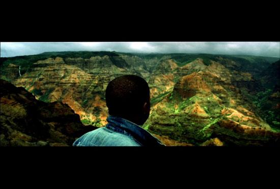 "Kanye West ""Amazing"" music video still"