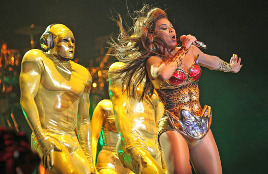"Beyonce // ""I Am..."" Tour"