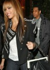 Beyonce & Jay-Z leaving Waverly Inn in NYC (Apr. 13th 2009)