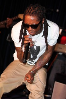Lil Wayne // The Blacks\' Annual Gala