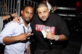 BMI\'s Byron Wright & DJ Khaled // BMI Urban Unsigned Talent Showcase