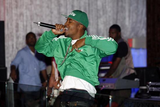 Nas // BMI Urban Unsigned Talent Showcase