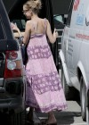 Nicole Richie leaving Joans on Third in West Hollywood (Apr. 6th 2009)