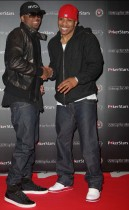 The Dream & Nelly // Pokerstars\' Ante Up for Africa European celebrity poker tournament