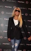 Christina Milian // Pokerstars\' Ante Up for Africa European celebrity poker tournament