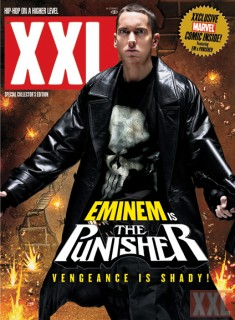 Eminem // XXL Magazine (June 2009)