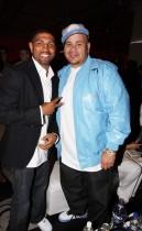 Winky Wright & Fat Joe // ESPN Magazine 6th Annual pre-draft party