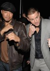 """Terrence Howard & Channing Tatum // """"Fighting"""" Premiere in New York"""