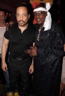 Ice T & Project Pat // M2 Thursdays event (hosted by Ice T & Coco) at M2 Lounge