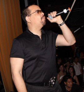 Ice T // M2 Thursdays event (hosted by Ice T & Coco) at M2 Lounge