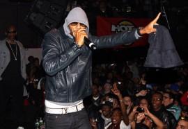 Swizz Beatz // Jadakiss Concert in NYC