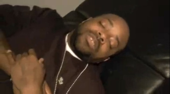 [VIDEO] Jermaine Dupri Passed Out After Bow Wow's Party