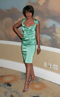 Wendy Raquel Robinson // Jenesse Silver Rose Gala and Auction