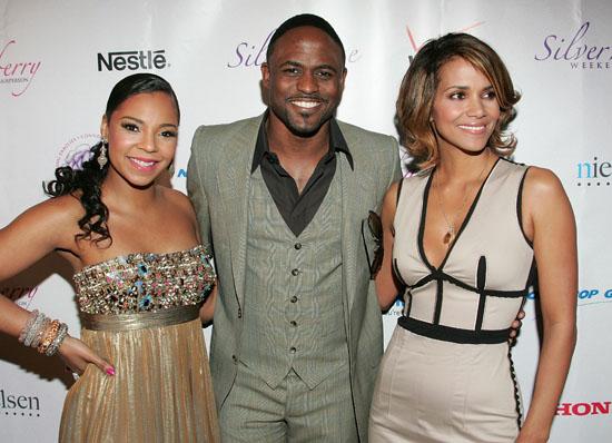 Ashanti, Wayne Brady & Halle Berry // Jenesse Silver Rose Gala and Auction