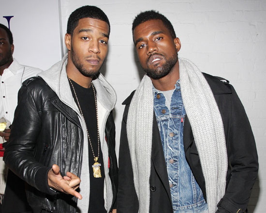 Kid Cudi & Kanye West