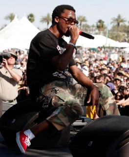 Lupe Fiasco // 2009 Coachella Music Festival (Day 3)
