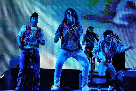M.I.A. // 2009 Coachella Music Festival (Day 2)