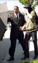 Michael Jackson out antique shopping in LA (Apr. 21st 2009)