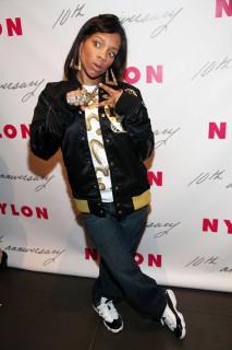 Lil Mama // Nylon Magazine 10th Anniversary Party