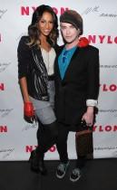 Ciara & Richie Rich // Nylon Magazine 10th Anniversary Party