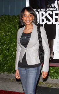 "Anika Noni Rose // ""Obsessed"" premiere in NYC"