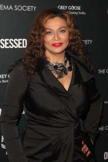 "Tina Knowles // ""Obsessed"" premiere in NYC"