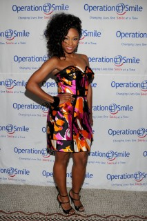 D. Woods // Operation Smile 2009 event