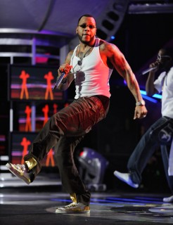 Flo Rida // American Idol Top 8 Elimination