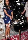 Kim Kardashian & Reggie Bush // Opium Grand Opening