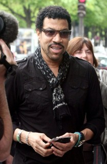 Lionel Richie in Paris (Apr. 11th 2009)