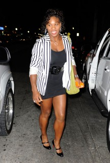 Serena Williams in Miami Beach (Apr. 11th 2009)