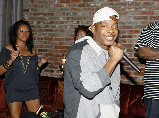 Ja Rule // Grand Opening of Float and 207 at the Hard Rock Hotel