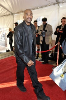 "Darryl ""DMC\"" McDaniels // 2009 Rock and Roll Hall of Fame Induction ceremony"