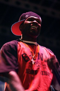 50 Cent // 2009 Bamboozle Left Concert in California