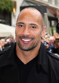 Dwayne Johnson // Race to Witch Mountain UK Premiere