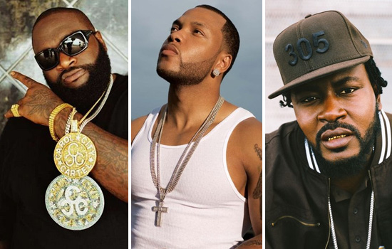 Rick Ross // Flo Rida // Trick Daddy