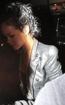 Rihanna partying in LA (Mar. 25th 2009)