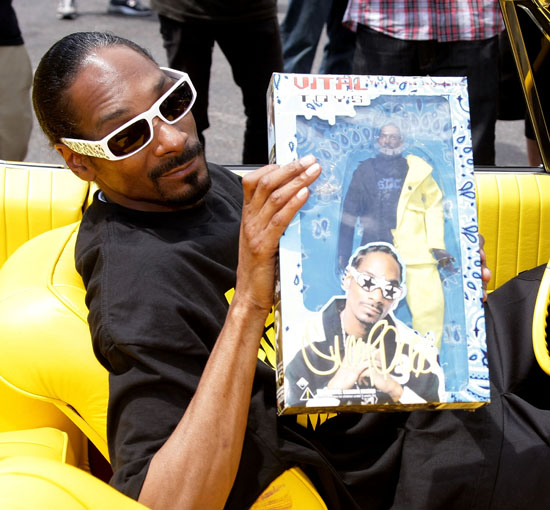 "Snoop Dogg // ""Blazed and Confused Tour"" press/media event"