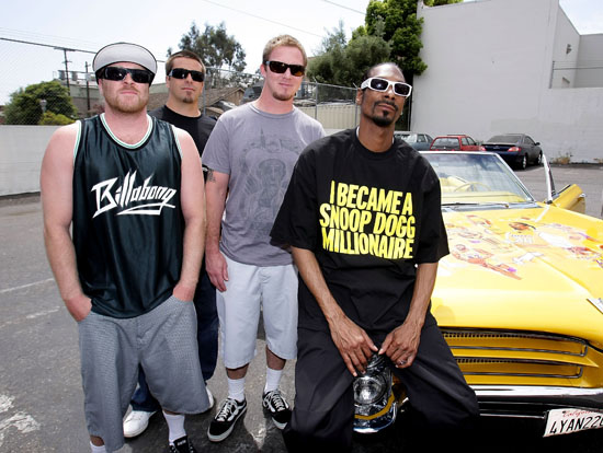 "Snoop Dogg & Slightly Stoopid // ""Blazed and Confused Tour"" press/media event"