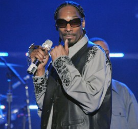 "Snoop Dogg // ""Our World Live"" concert in Hollywood"