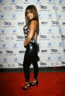 "Vida Guerra // ""Our World Live"" concert in Hollywood"